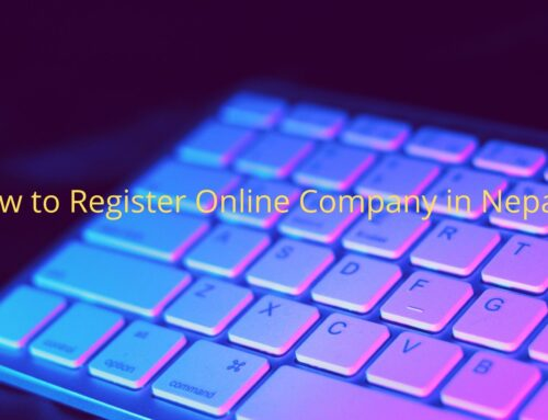 How to Register Online Company in Nepal