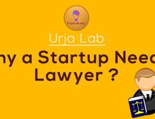 Why a startup need a lawyer?