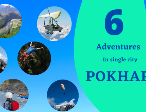 Six most to do adventures in Pokhara, Nepal